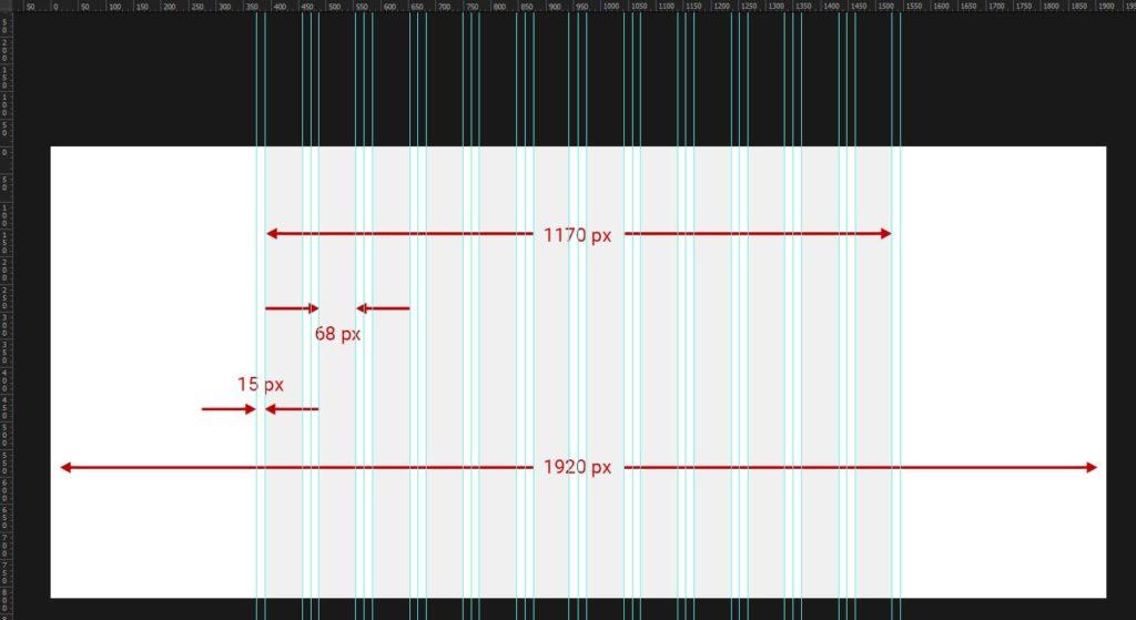 Модульные сетки в веб дизайне | Liblessons