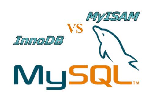 Разница между MyISAM и InnoDB