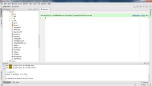 Установка less через npm в PHP STORM