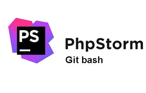 Git bash терминал для phpStorm