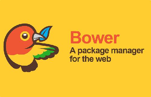 Пакетный менеджер Bower